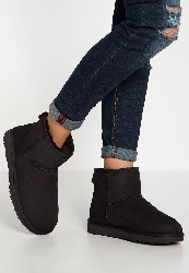UGG CLASSIC MINI II Bottines black