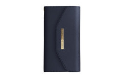 Mayfair Clutch iPhone X Navy