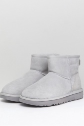 UGG - Classic Mini II - Bottines - Violet gris