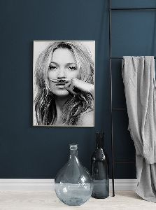 Desenio Kate Moss Life is Joke