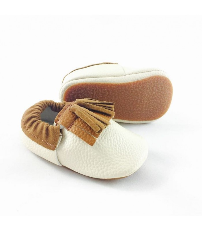 CHAUSSONS CHARLES BAMBIN - LAIT CANNELLE