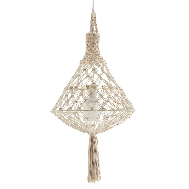 Suspension macramé INDILA