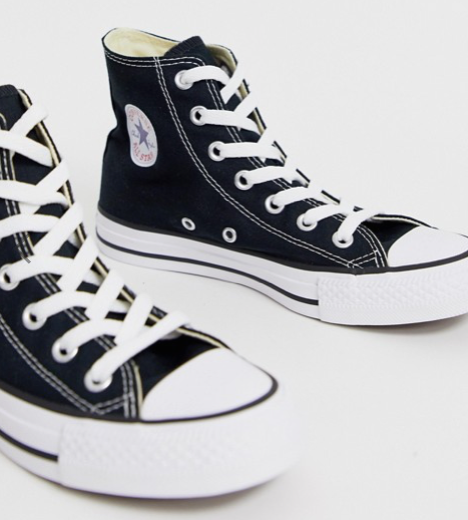 Converse - Chuck Taylor All Star - Baskets montantes - Noir