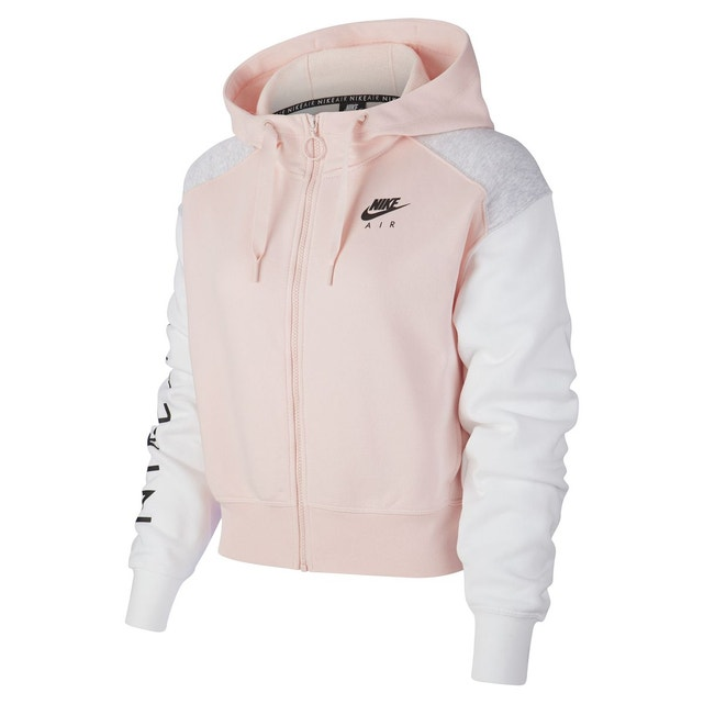 Sweat zippé col montant Nike Air Hoodie