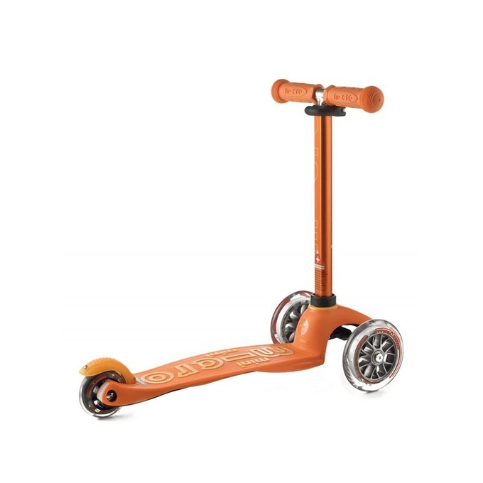 Trottinette - Mini Micro Deluxe Orange