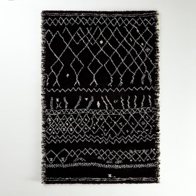 Tapis style berbère, 3 tailles, Afaw